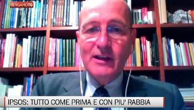 Per il 63% degli italiani tutto tornerà come prima dell'emergenza e con più rabbia,  nella ricerca di Ipsos giudizio sospeso sull'operato della regione