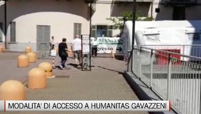 Sanità - Nuove modalità di accesso a Humanitas Gavazzeni