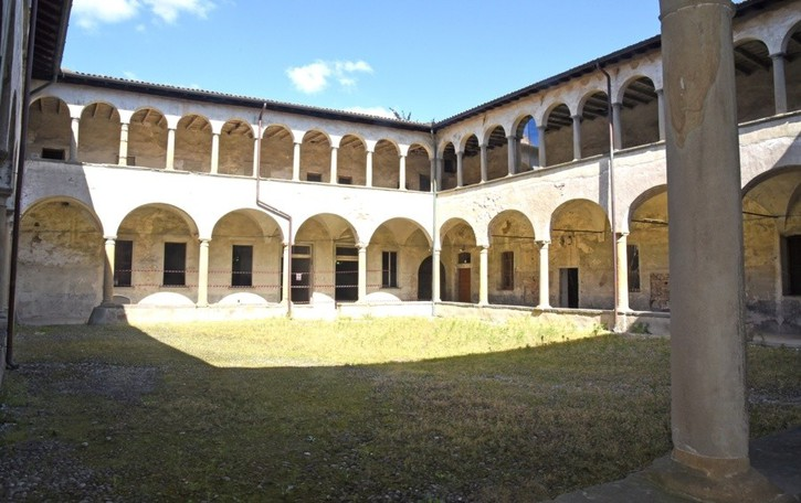Sant'Agostino, apre il cantiere del chiostro 6,5 milioni di euro e oltre un anno di lavori
