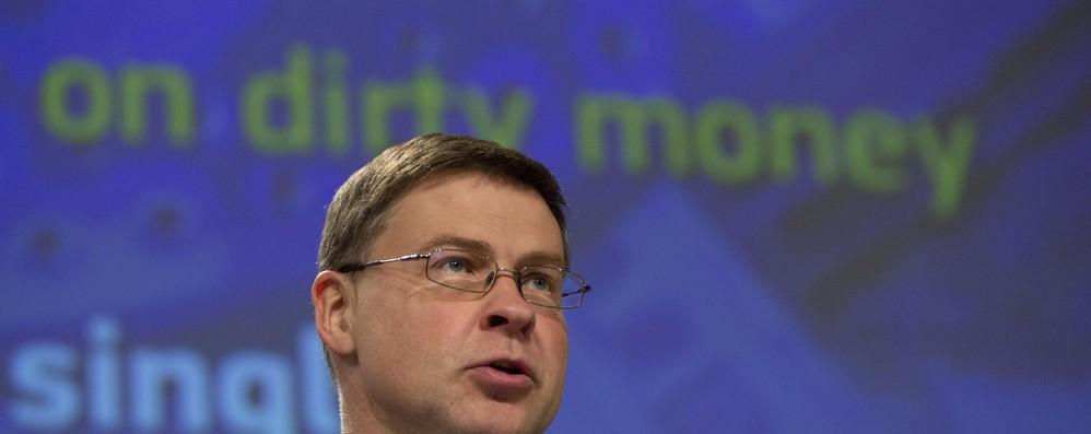 Dombrovskis, con Recovery fund anche strumento per riforme