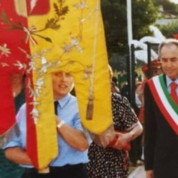 Addio all'ex sindaco di Bottanuco Lunedì lutto cittadino per Locatelli