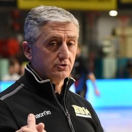 Basket, coach Calvani sogno di Caserta? Ma patron Lentsch non lo vuole mollare