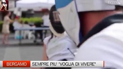 Bergamo - Un incontro per raccontare la voglia di vivere