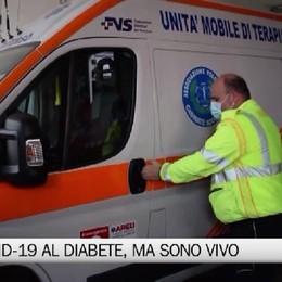 Casirate, dalla lotta al coronavirus a quella contro il diabete