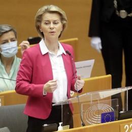 Dall'Europa un segnale  finanziario e politico