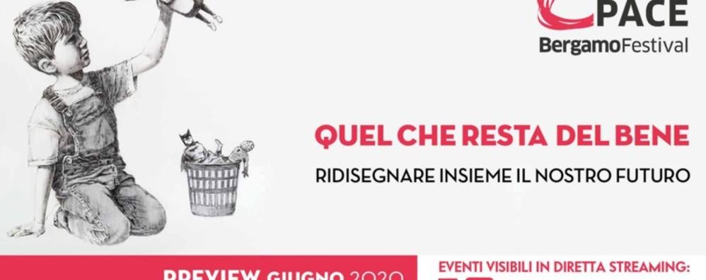 Estate ad Astino per pensare il futuro Torna il Festival «Fare la pace»