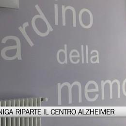 Gazzaniga, il Centro Alzheimer riparte dopo l'emergenza Covid