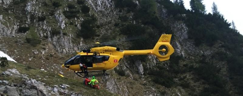 La nebbia e la fatica lo bloccano Monte Pegherolo, soccorso 60enne