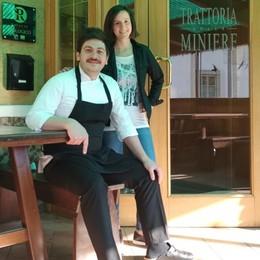 Lorenzo, a 28 anni sfida la crisi Covid «Apro il mio ristorante a Lenna»