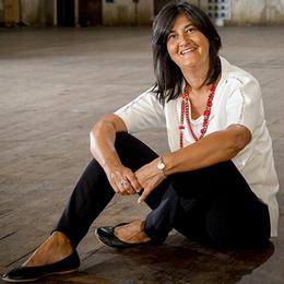"""Maria Grazia Panigada: """"il teatro ci può traghettare fuori da questo buio"""""""