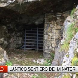 Premolo, l'antico sentiero dei minatori