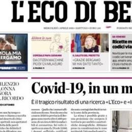 Servizi Covid, premio al nostro quotidiano Fondi giornalismo, Google seleziona L'Eco