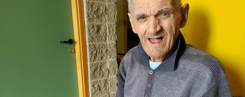 Sessant'anni insieme, ora divisi La festa d'anniversario corre via tablet