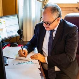 «Abboneremo saldo-acconto Irap giugno»  Gualtieri: nuovo aiuto alle medie imprese