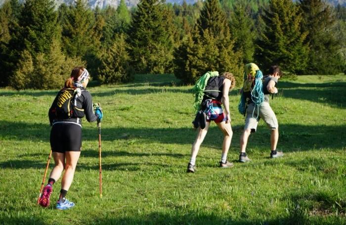 Escursionisti sabato 9 maggio alla Presolana