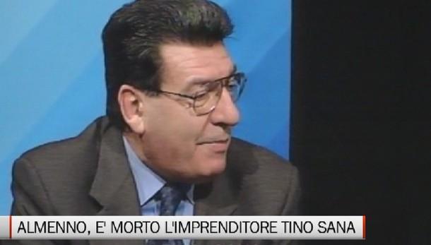 Almenno San Bartolomeo, è morto Tino Sana