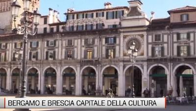 Brescia e Bergamo candidate a Capitale italiana della Cultura 2023