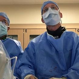 Cardiologo orobico nello studio sul covid L'infarto può essere un effetto secondario