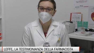 Coronavirus, la testimonianza della farmacista di Leffe