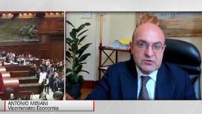 Decreto rilancio, Misiani :  Contributo straordinario per Bergamo ,troppo eleborate le zone economiche speciali