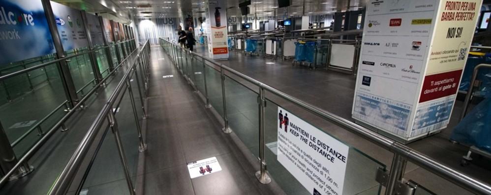 Distanze e controlli in aeroporto Ecco come Orio tornerà a decollare