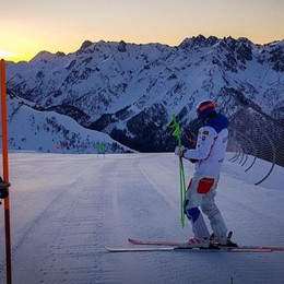 Foppolo, una pista per allenare i campioni L'idea in vista delle Olimpiadi del 2026