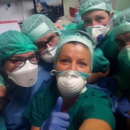 Giornata internazionale degli infermieri Un video commovente per ringraziarli