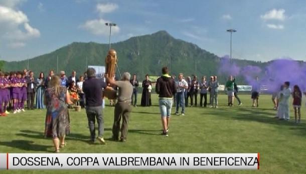 La Coppa Valbrembana per l'ospedale di San Giovanni Bianco