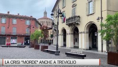 La crisi morde anche a Treviglio