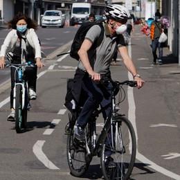 Mobilità nella fase 2 Il piano del Comune di Bergamo