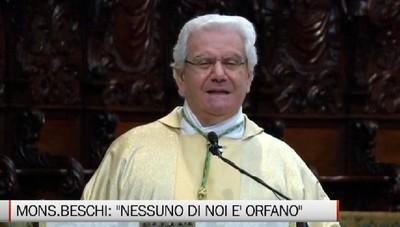 Monsignor Beschi: Nessuno di noi è orfano