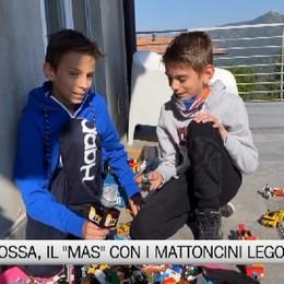 Ponte Nossa, la tradizione del Mas con i mattoncini Lego
