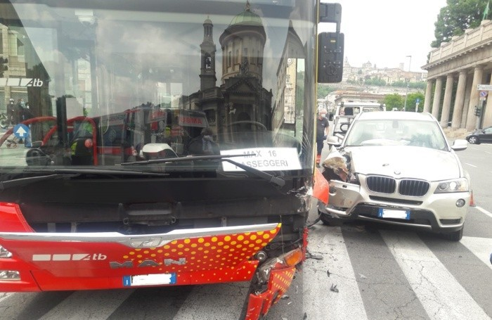 L'incidente a Porta Nuova