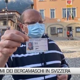 Residenti in Svizzera, i problemi dei lavoratori bergamaschi