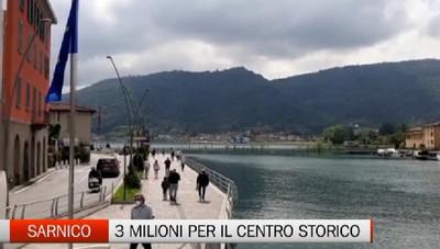 Sarnico: 3 milioni per la sistemazione della contrada storica