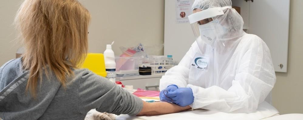 Test sierologici, richiesta elevata Ats ferma le segnalazioni dei medici