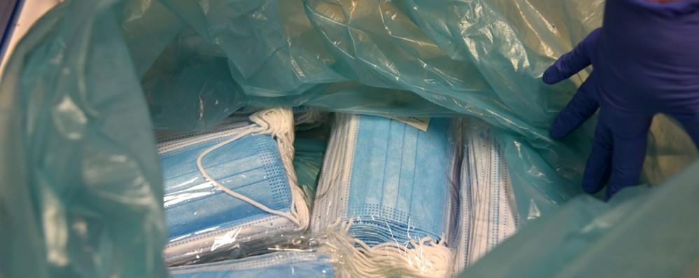 Via libera a 2,5 milioni di mascherine In arrivo dalla Cina, sdoganate a Bergamo