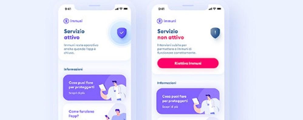 Coronavirus, l'app «Immuni» disponibile sugli store Google e Apple