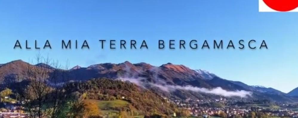 Dal Belgio agli Stati Uniti la video dedica dei bergamaschi che vivono all'estero