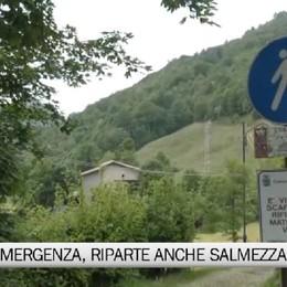 Dopo l'emergenza coronavirus, riparte anche la vita a Salmezza