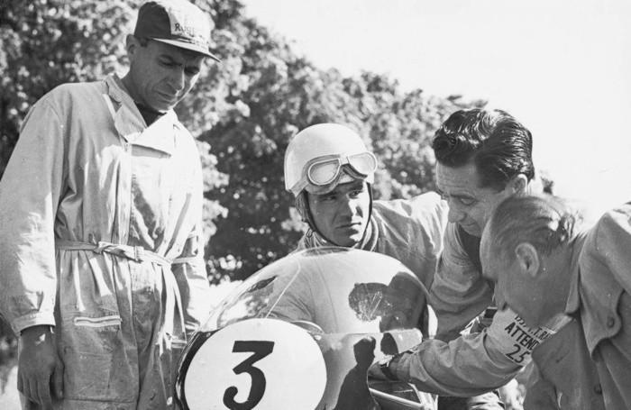 CARLO UBBIALI (1959) - MOTOCICLISMO