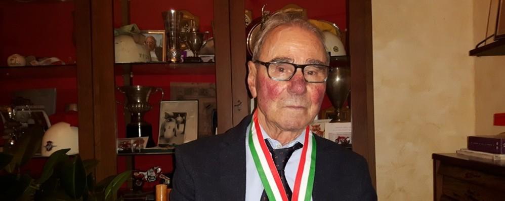 Motociclismo in lutto, è morto  Carlo Ubbiali  Bergamasco, aveva 90 anni e vinse 9 titoli mondiali