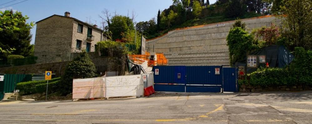 «Parking Fara, gara da rifare» Palafrizzoni scrive all'Anac