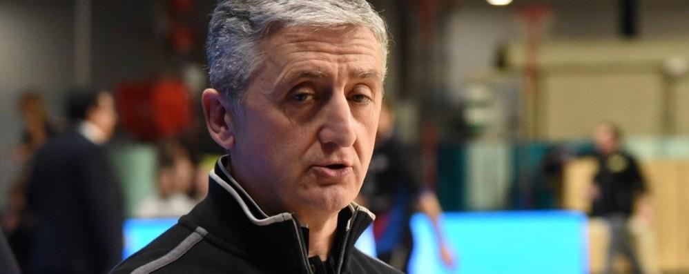 Tiri liberi sul basket orobico Bergamo, voci di mercato su Calvani