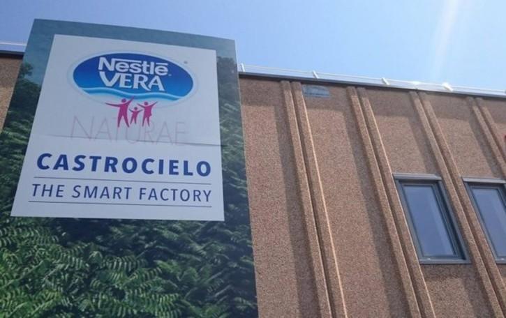 Novità per la Sanpellegrino Cede il marchio Vera e due stabilimenti