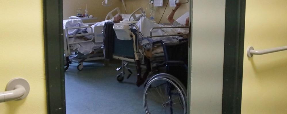 A 102 anni in isolamento a Sarnico La figlia: guarito dal Covid, che gioia vederlo