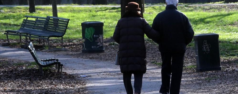 Al Nord crolla la speranza di vita  Istat: a Bergamo indietro di un ventennio