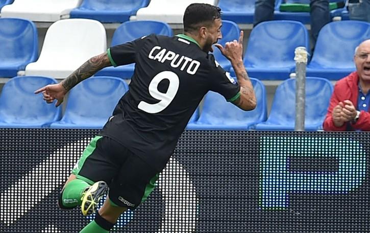 Atalanta, occhio a Caputo, il bomber dalla testa dura. Dai dilettanti alla Serie A: quest'anno ha segnato come Muriel