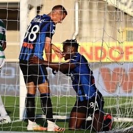 Atalanta super anche senza Ilicic e già mercoledì sotto con la Lazio