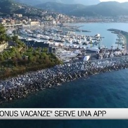 Bonus vacanze: arriva la app